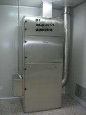 制药厂(两用)单机不锈钢除尘器