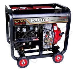 190A柴油电焊机最大可焊4.0焊条