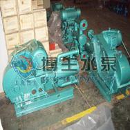 上海电动高温往复泵WBR型电动高温往复泵