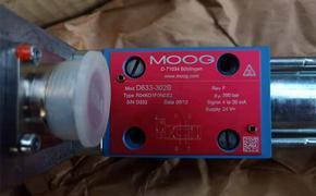 厂家清洗维修MOOG穆格阀D633G761