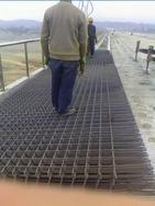 建筑钢筋网片|圆钢钢筋网片|金属钢筋网