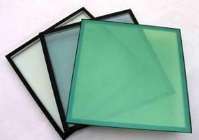 郑州弯钢化low-e中空玻璃