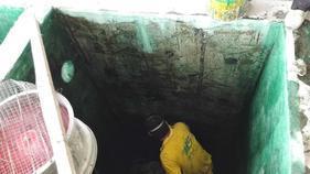 化工水池乙烯基重防腐工程