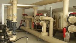 泳池设备供应及安装工程