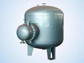 HRV-02系列立式导流型半容积式换热器