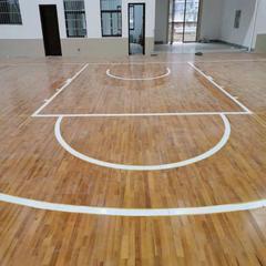 体育运动木地板厂家供应