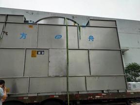 无锡方舟空压机用闭式冷却塔生产厂家5吨-600吨