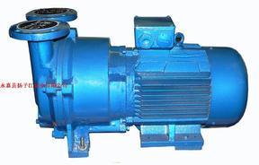 真空泵:2BV系列水�h式真空泵