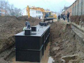 医院污水处理成套设备沃能环保
