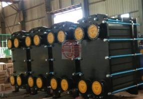 板式换热器  济南张夏供水设备厂