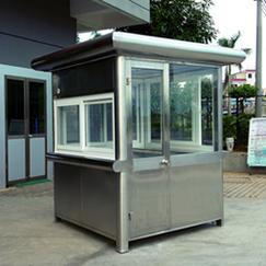 供应不锈钢岗亭,安徽不锈钢岗亭,合肥不锈钢岗亭,不锈钢岗亭报价