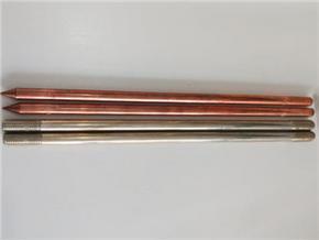 JHY-D14尖头入地导电散流铜覆钢接地极