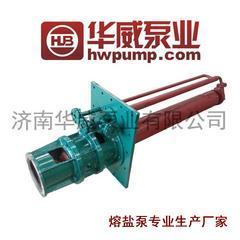 熔盐液下泵GY75-250高温熔盐泵