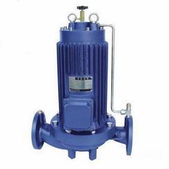 PBG屏蔽式管道泵