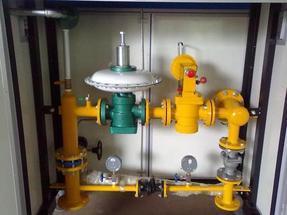 天然气调压柜工作原理