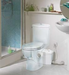 升利添淋浴房污水提升泵装置