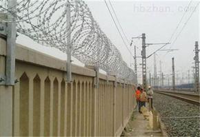 监狱加高围墙网 看守所围墙网 刀刺围墙网