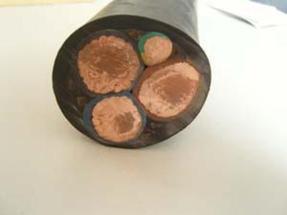 重型橡套电缆YC橡套软电缆,矿用橡套电缆