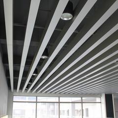 供应U型铝方通粉末油漆覆膜木纹等表面处理