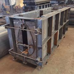 排水渠矩形槽模具, 铁路矩形槽模具