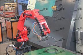 弯箍机自动搬运机器人