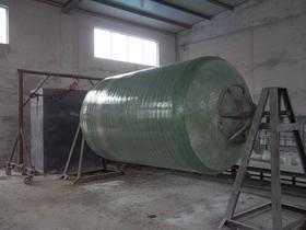 天津水箱价格报价 天津玻璃钢化粪池生产厂家 规格天津玻璃钢
