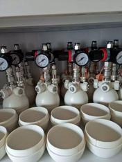 养猪场用二流体雾化消毒加湿机-专业制造厂家