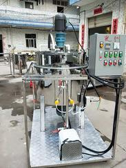 洗洁精专用液体搅拌机生产设备洗衣液价格制造机械