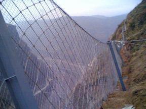 边坡防护镀锌铁丝网