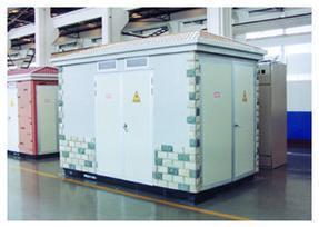 宝胜ZBW-5紧凑智能型预装式变电站