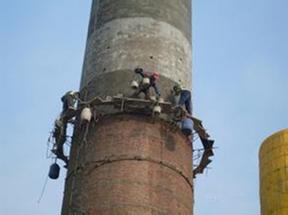 专业烟囱维修公司