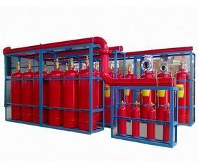 �西西安���中心�C房�S�怏w消防安�b公司(七氟丙烷)