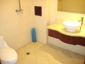 西安卫生间漏水维修不砸砖一次治漏