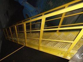 玻璃钢踏步楼梯