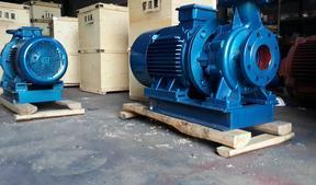 ISW40-250A卧式管道离心泵