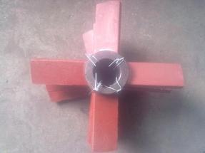 加气块专用浇筑搅拌机螺旋叶轮