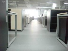 办公室塑胶地板,办公室pvc地板