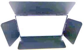 正欣康LPD-300演播室LED平板灯 300瓦LED影视平板灯 演播室平板灯具