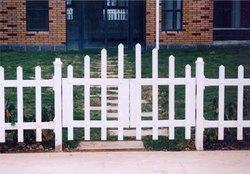 PVC护栏(门系列)