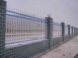 围墙护栏、贵阳围墙护栏、贵州围墙护栏---息烽县客车站