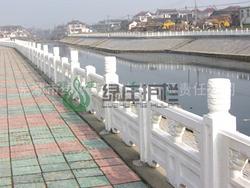 仿石护栏,河道护栏,仿汉白玉栏杆,桥梁护栏