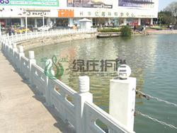 仿石护栏,河道栏杆,市政工程,景观资材
