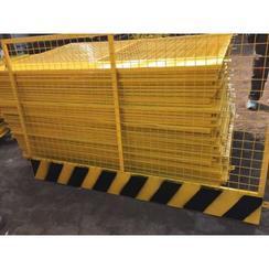 施工坑基围栏网/大量现货临边基坑护栏