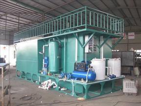 云南生活污水处理设备厂家昆明一体化污水处理设备达标工艺芬源技术先进