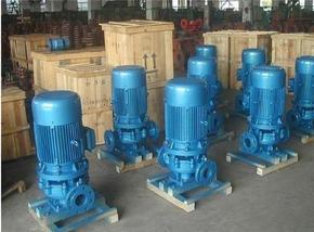ISG50-200B立式管道离心泵