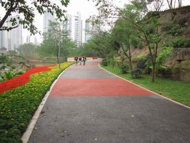 上海环保透水混凝土
