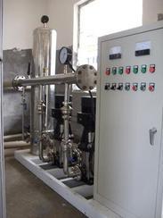 变频恒压水处理设备