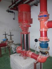 XBD10-35 消防泵