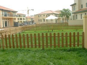 无锡木栅栏