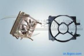 诺洲冷风机塑料外壳模具、冷风机塑料模具